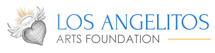 LOS ANGELITOS ARTS FOUNDATION Logo